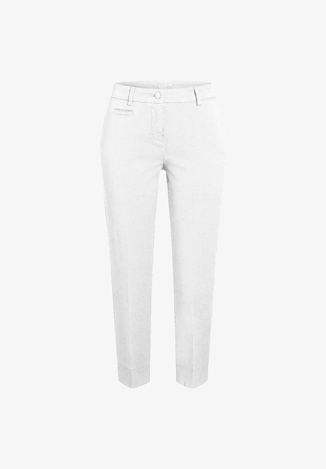 STELLA  - Trousers - pure white