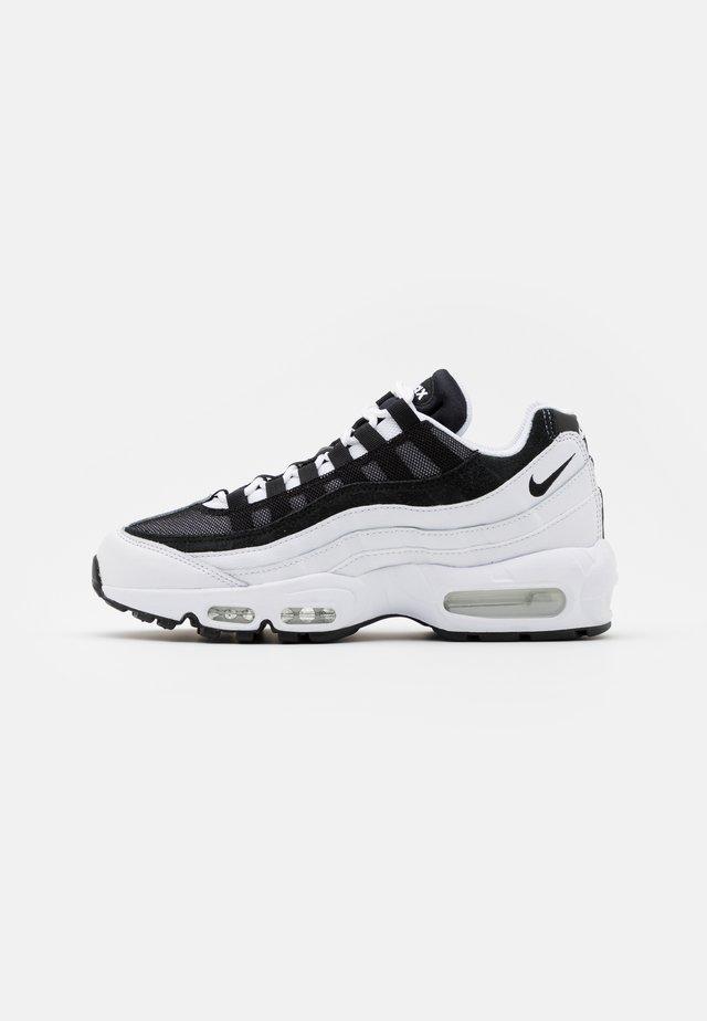 AIR MAX 95 - Sneakers basse - white/black