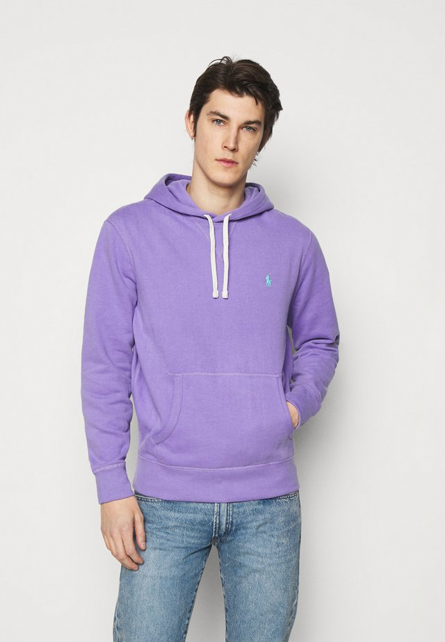 Mikina skapucí - hampton purple