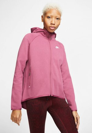 Zip-up hoodie - lila (309)