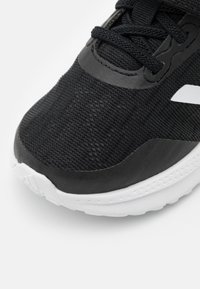 adidas Performance - EQ21 RUN UNISEX - Neutral running shoes - core black/footwear white - 5
