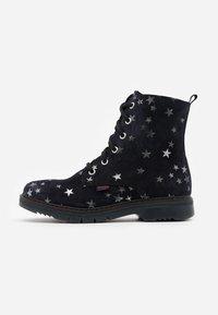 Richter - PRISMA - Lace-up ankle boots - blue - 0