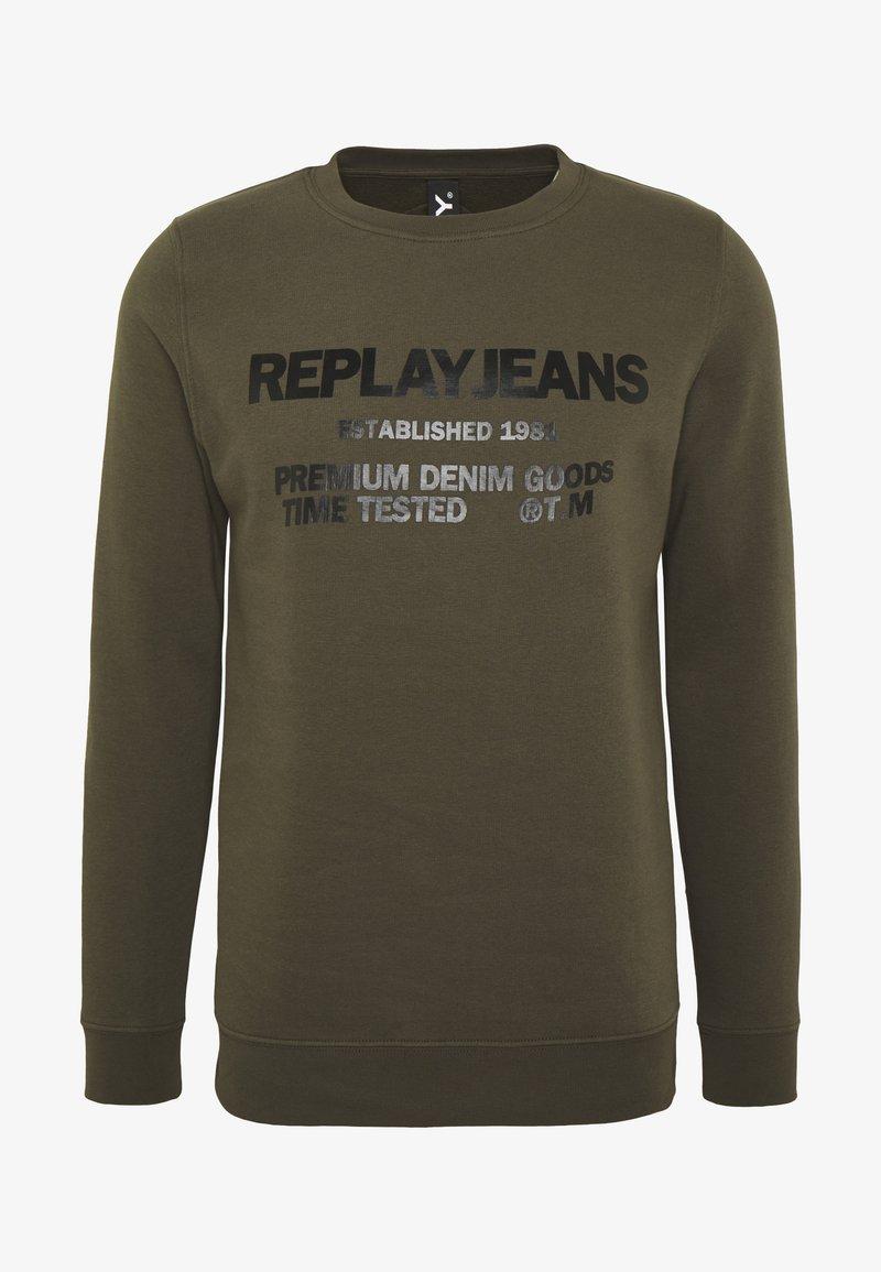 Replay - Sweatshirt - military