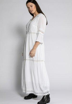 Maxi dress - schneeweiß