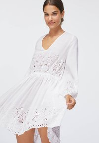 OYSHO - Day dress - white - 0
