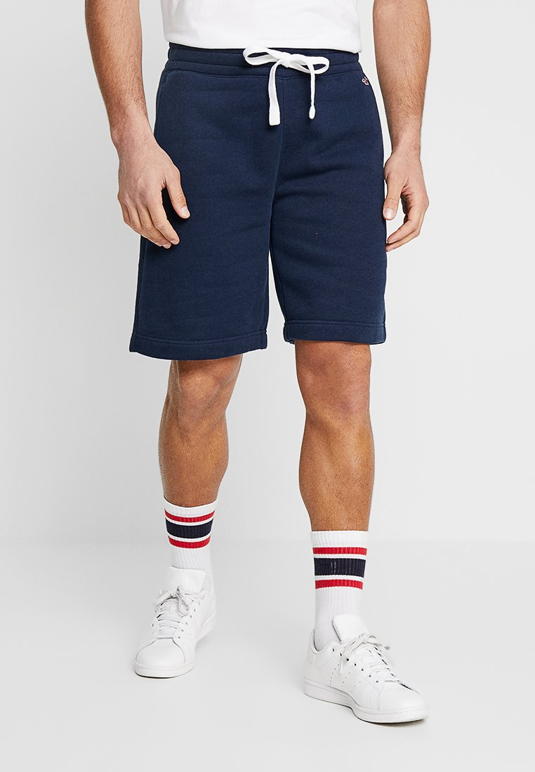 Hollister Co. - FIT - Pantalon de survêtement - navy