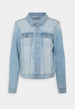 ONLDINA JACKET BOX - Spijkerjas - light blue denim