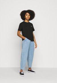 Fila Petite - EARA TEE - T-shirts - black - 1