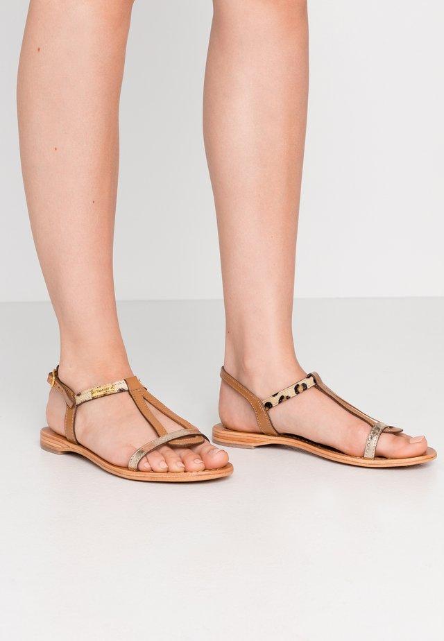 HAMAT - Sandaalit nilkkaremmillä - miel