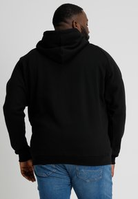 Urban Classics - ZIP HOODY - Zip-up hoodie - black - 2