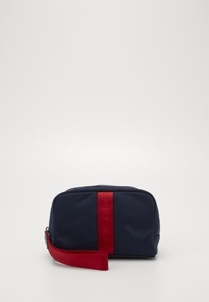 MODERN TWIST WASHBAG - Trousse - blue/red