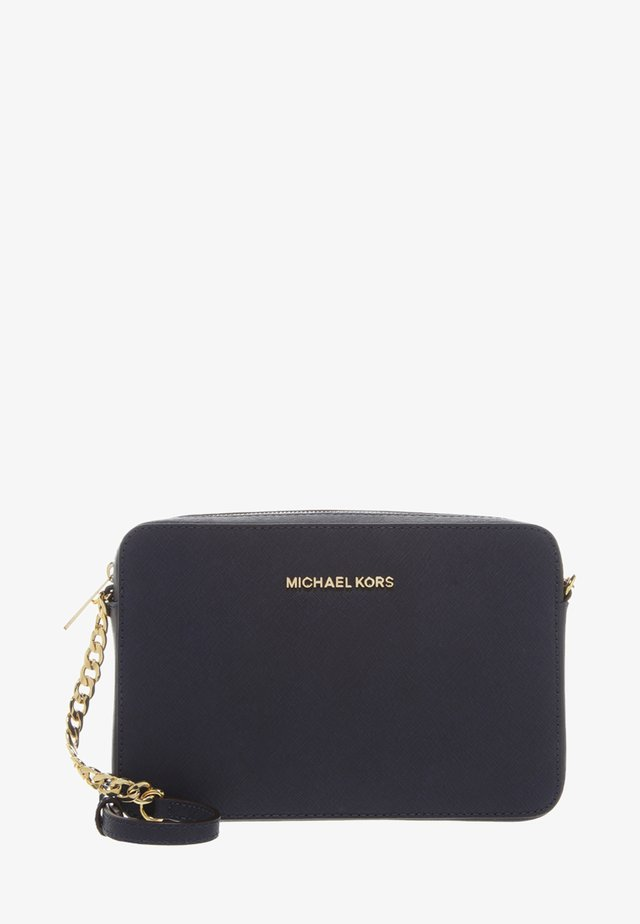 JET SET TRAVEL CROSSBODY - Schoudertas - navy