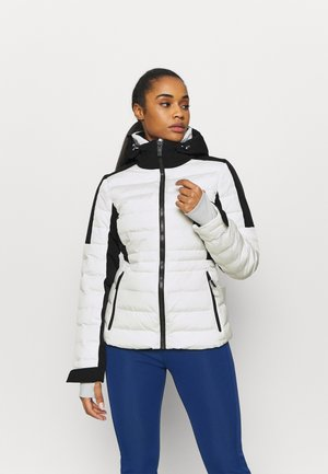 ANOESJKA JACKET - Ski jacket - blanc