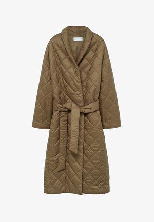 VERDURE - Płaszcz zimowy - beige