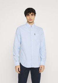 Ben Sherman - SIGNATURE OXFORD  - Shirt - blue shadow - 0