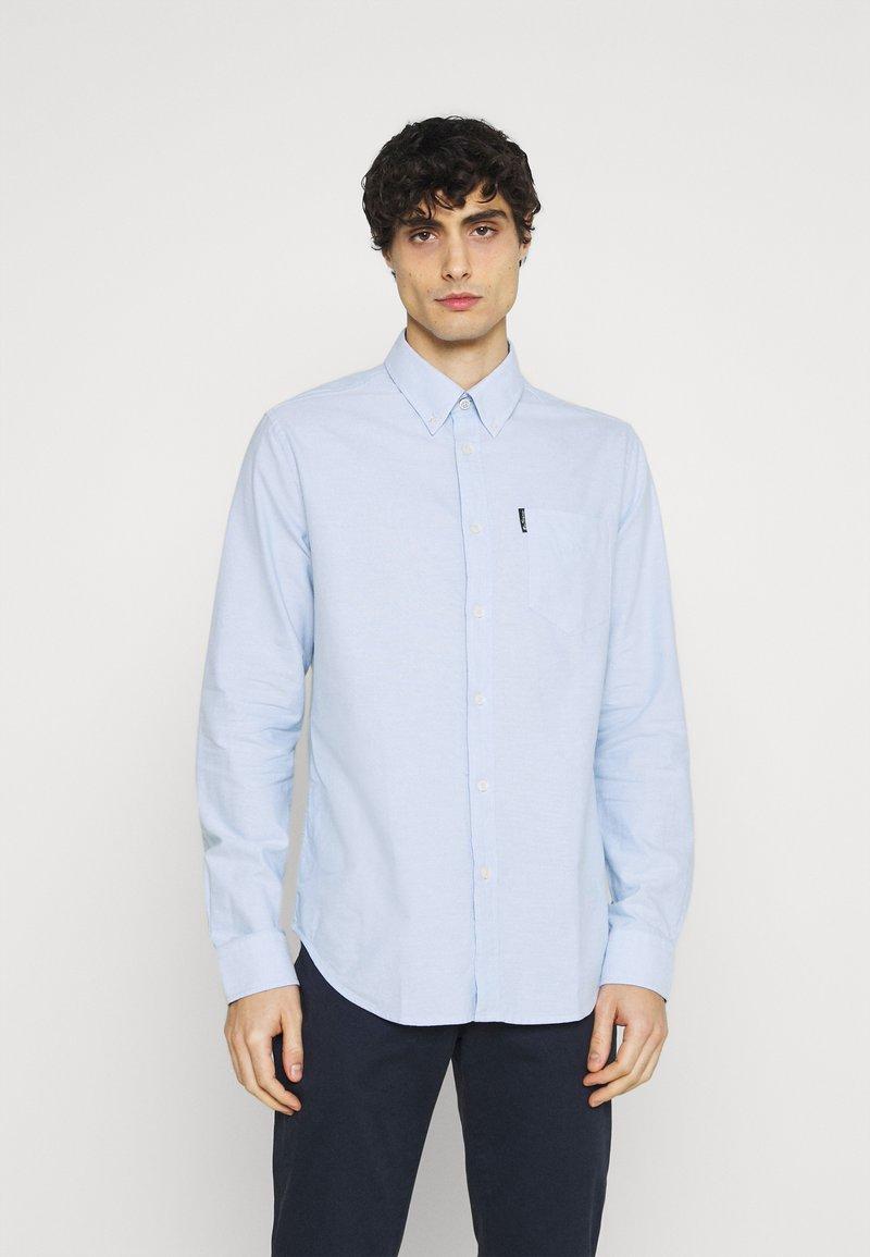Ben Sherman - SIGNATURE OXFORD  - Shirt - blue shadow
