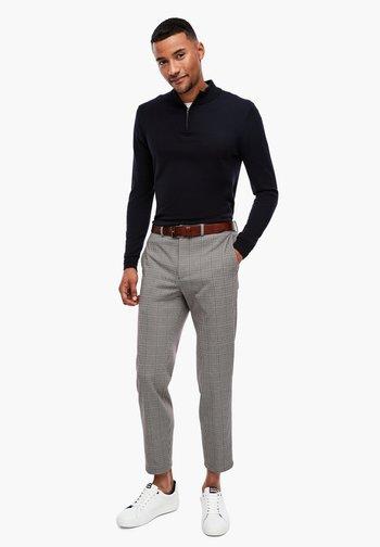 Belt business - brown