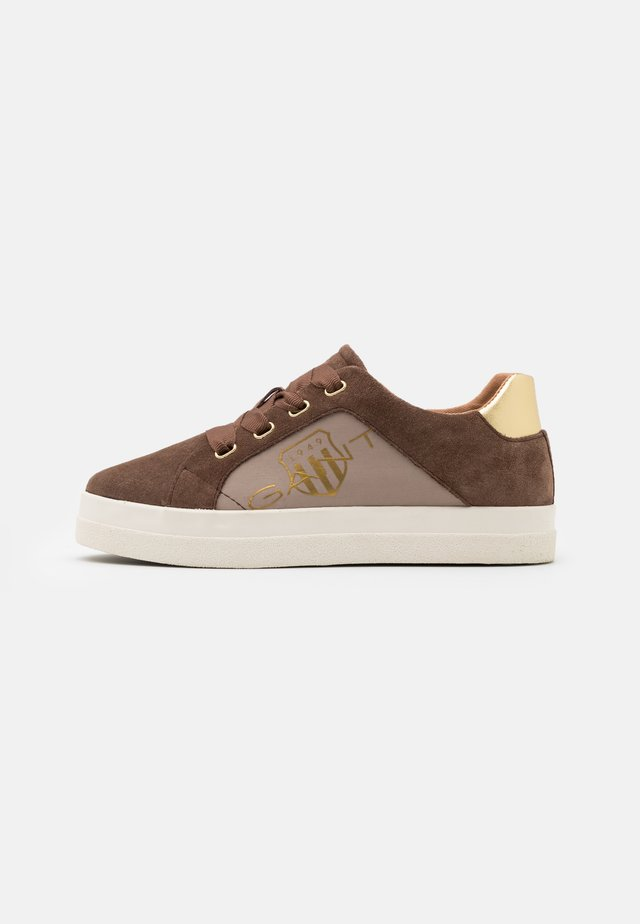AVONA - Zapatillas - mid brown