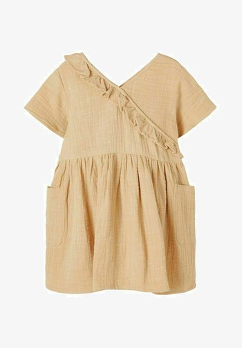 Day dress - taos taupe