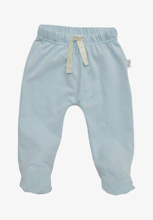 Trousers - milky sky