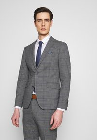 Lindbergh - CHECKED SUIT - Completo - grey - 2