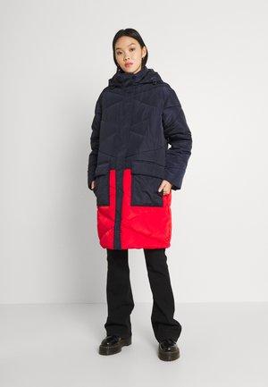 OLINES - Winter coat - fiery red
