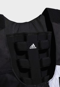adidas Performance - 4CMTE PRIME VEST BACKPACK - Reppu - black - 4
