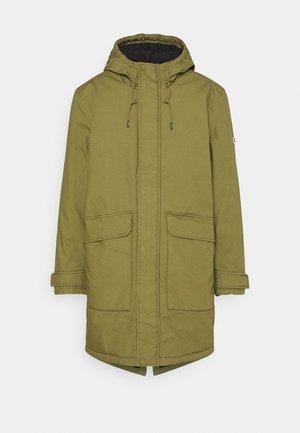 MODERN - Winter coat - uniform olive