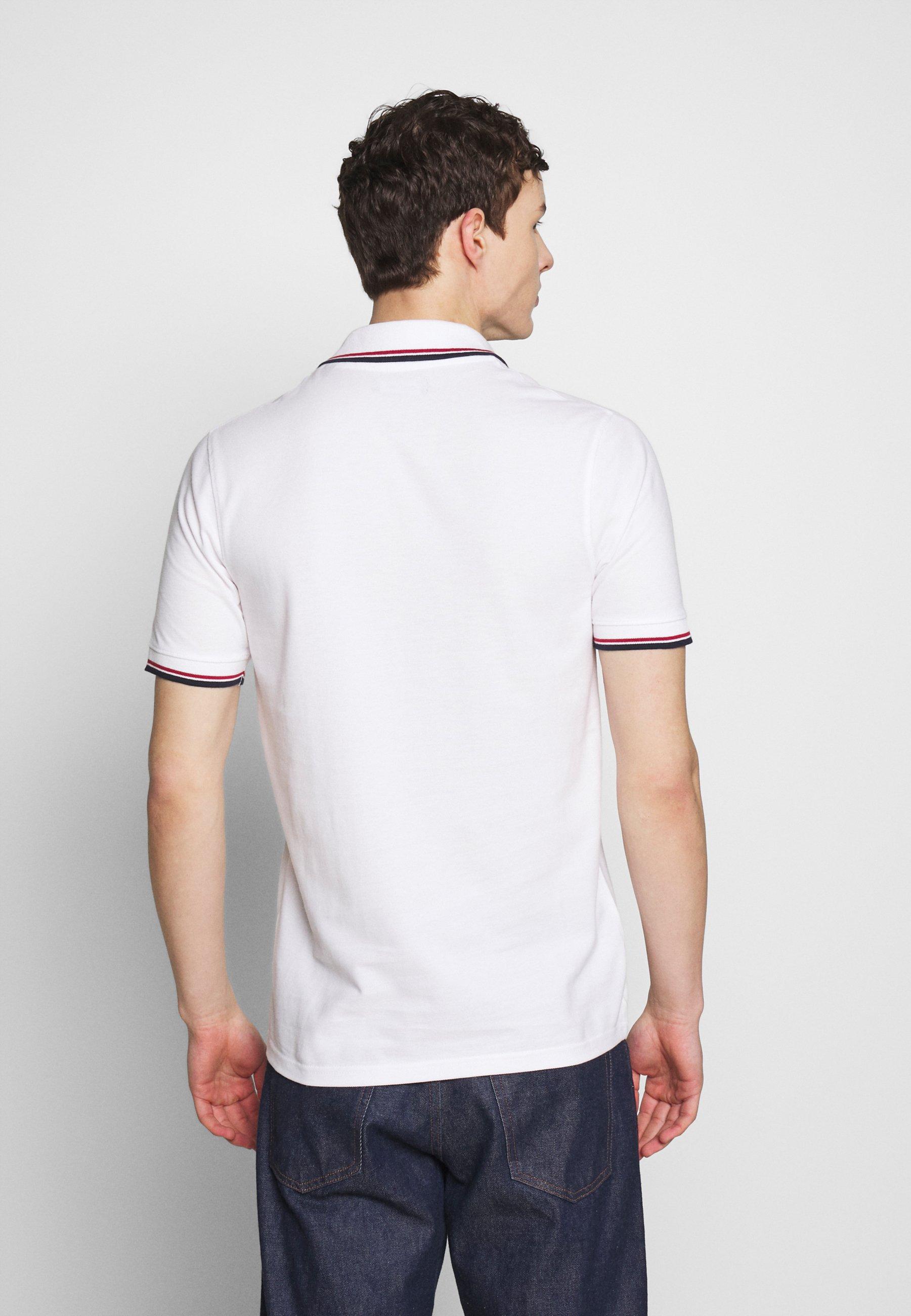 Jack & Jones JJENOAH - Polo shirt - white KOr9K