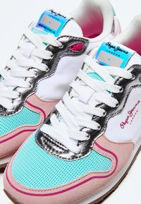 Pepe Jeans - KLEIN NEW - Tenisky - rosa malve - 4