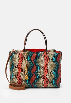 WAWIEL - Handbag - bright orange