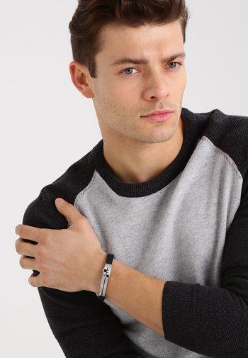 GENT - Bracelet - schwarz