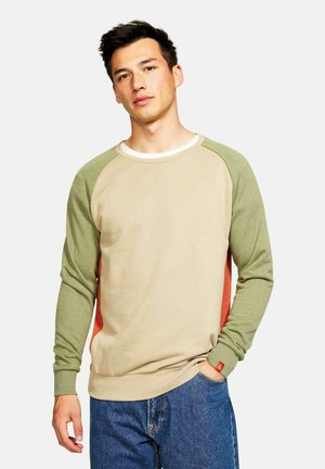 Sweatshirt - mehrfarbig