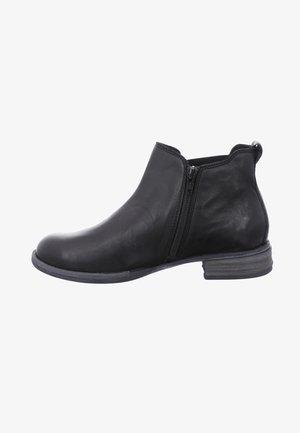 SANJA - Ankle boots - schwarz