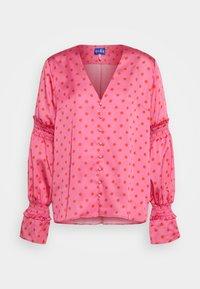 Cras - TAIMICRAS - Bluzka - pink - 0