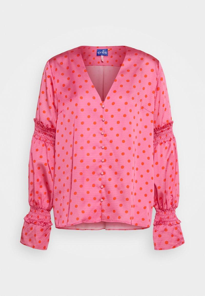 Cras - TAIMICRAS - Bluzka - pink