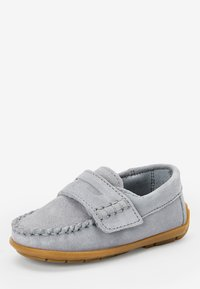 Next - GREY LEATHER PENNY LOAFERS (YOUNGER) - Moccasins - grey - 2