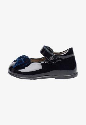 ARABESQUE - Ankle strap ballet pumps - blau