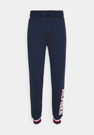 TRACK PANT - Pyjamabroek - blue
