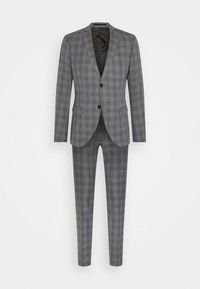 JULES - Suit - light grey melange