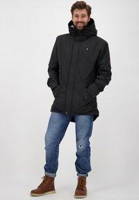 alife & kickin - RONAK - Winter coat - moonless - 1