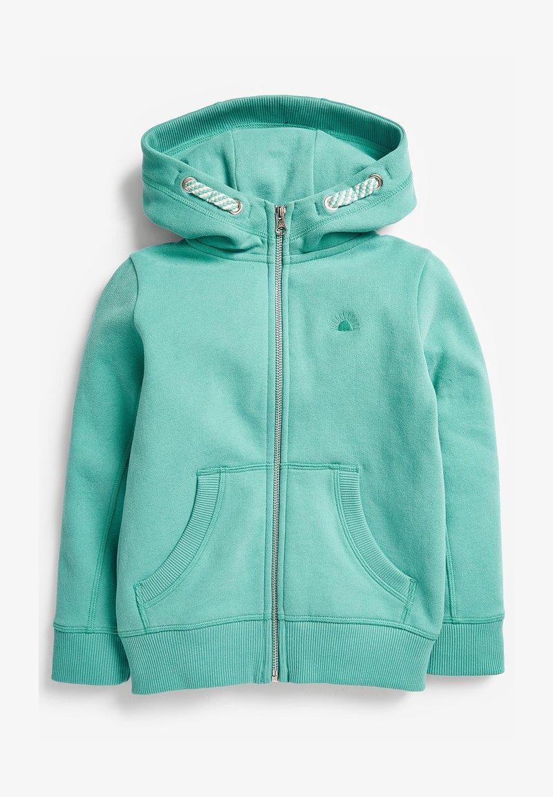 Next - FLURO - Zip-up hoodie - teal