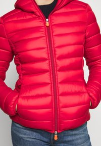 Save the duck - GIGAY - Winter jacket - tango red - 5