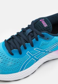 ASICS - GEL EXCITE 8 - Scarpe running neutre - digital aqua/white - 5