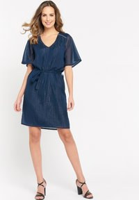 LolaLiza - Cocktail dress / Party dress - navy blue - 1