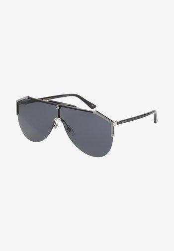 Sunglasses - gunmetal/black