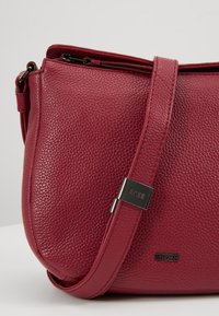 Bree - NOLA  - Across body bag - rhododenron - 6