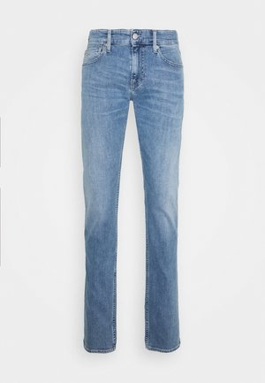 CKJ 026 SLIM - Slim fit jeans - light blue