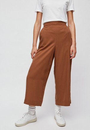 KAYLAA - Trousers - maroon