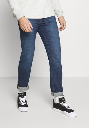 DAREN ZIP FLY - Jeans straight leg - mid foam